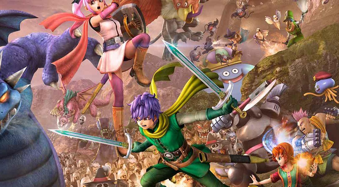 Dragon Quest Heroes II – Entrevista con el productor Ryota Aomi