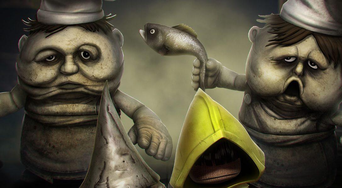 LittleBigPlanet 3: Little Nightmares Asset Pack se publica la próxima semana