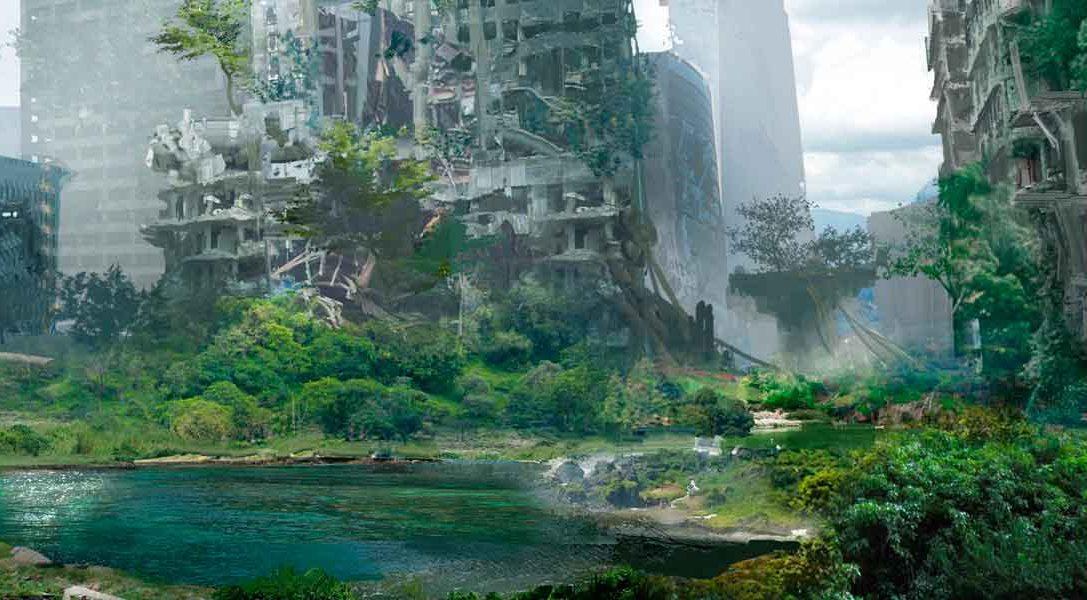 Nier:Automata – Una mirada al precioso diseño de arte del juego
