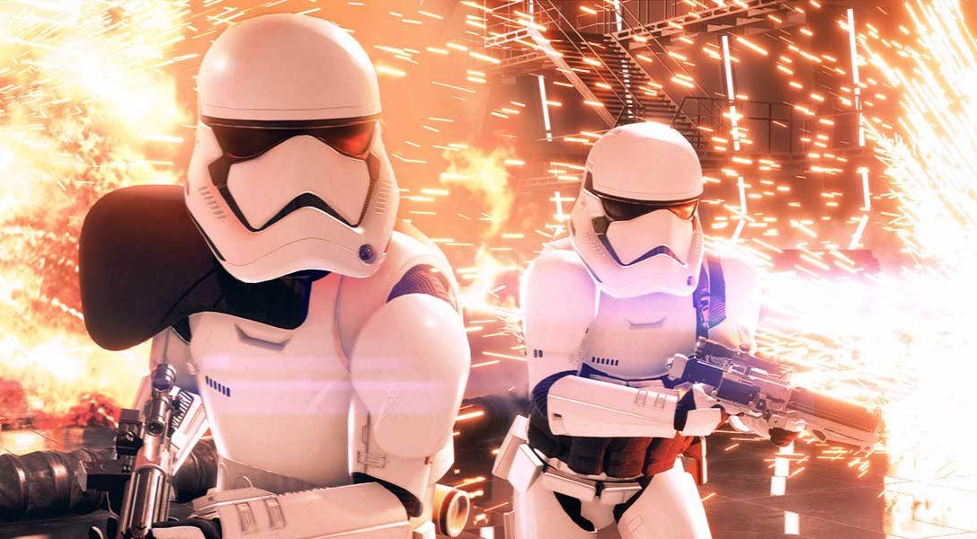 Star Wars Battlefront II llega a PS4 en noviembre