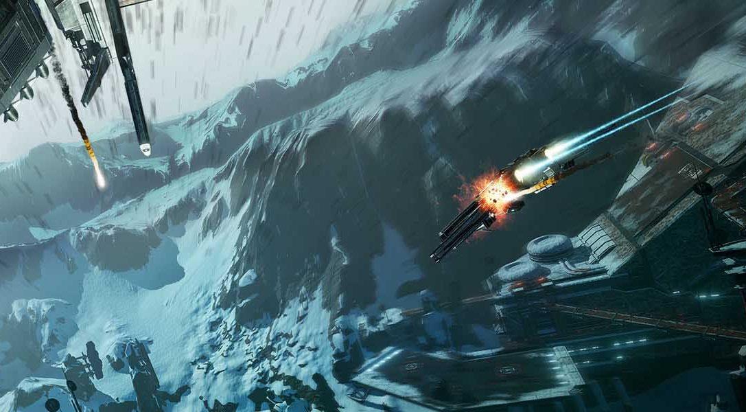 La nueva actualización de EVE: Valkyrie, Groundrush, salta a PS VR con un nuevo mapa, un modo cooperativo mejorado y mucho más
