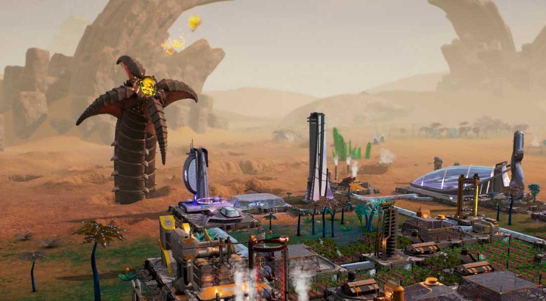 Aven Colony – Sobrevive en un mundo hostil y alienígena en este juego de estrategia y ciencia-ficción para PS4