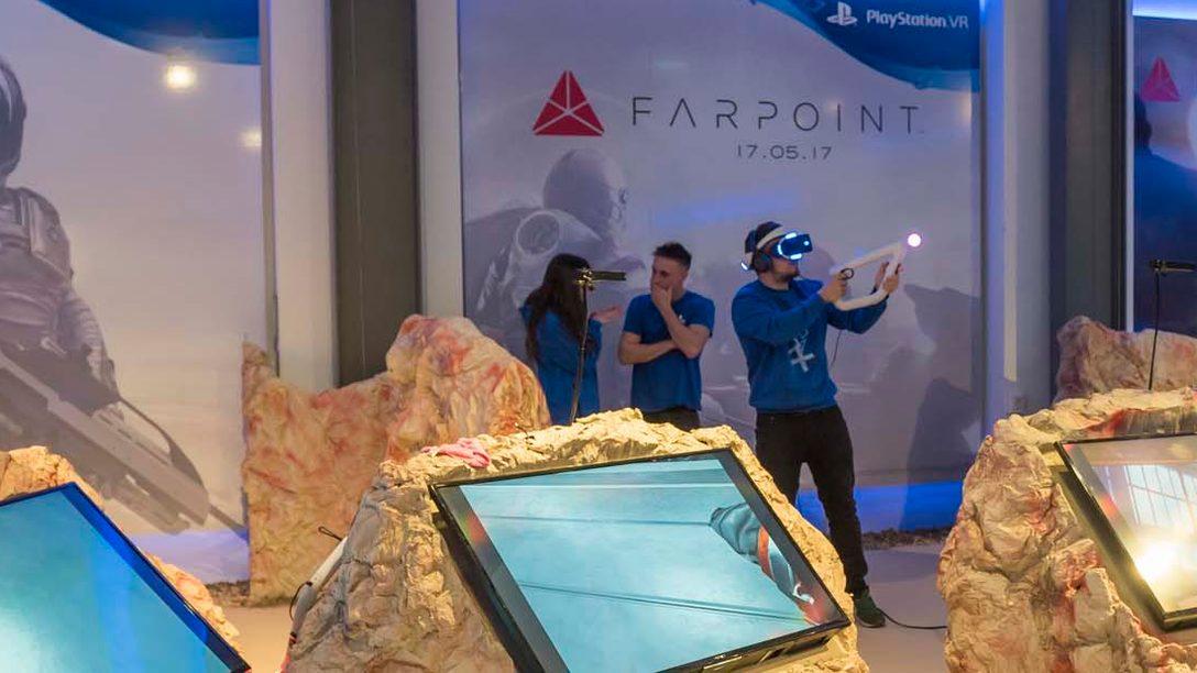 Primeras impresiones sobre Farpoint