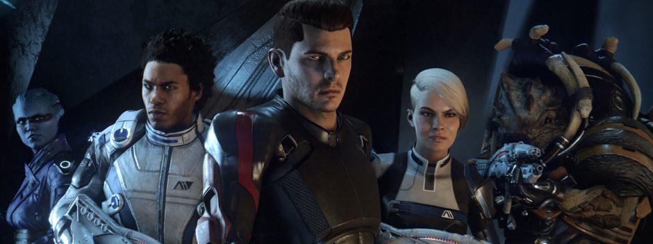 Mass Effect Andromeda con descuento en PlayStation Store este fin de semana