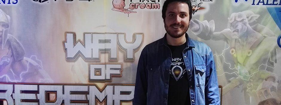 Way of Redemption – Entrevista con el CEO de Pixel Cream