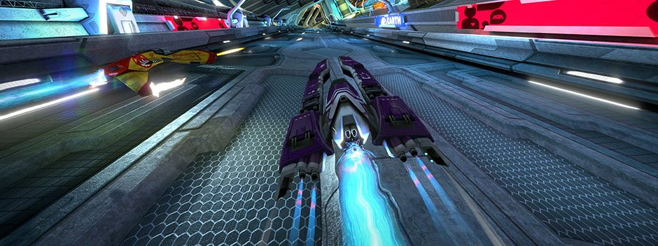 Reserva ya WipEout Omega Collection
