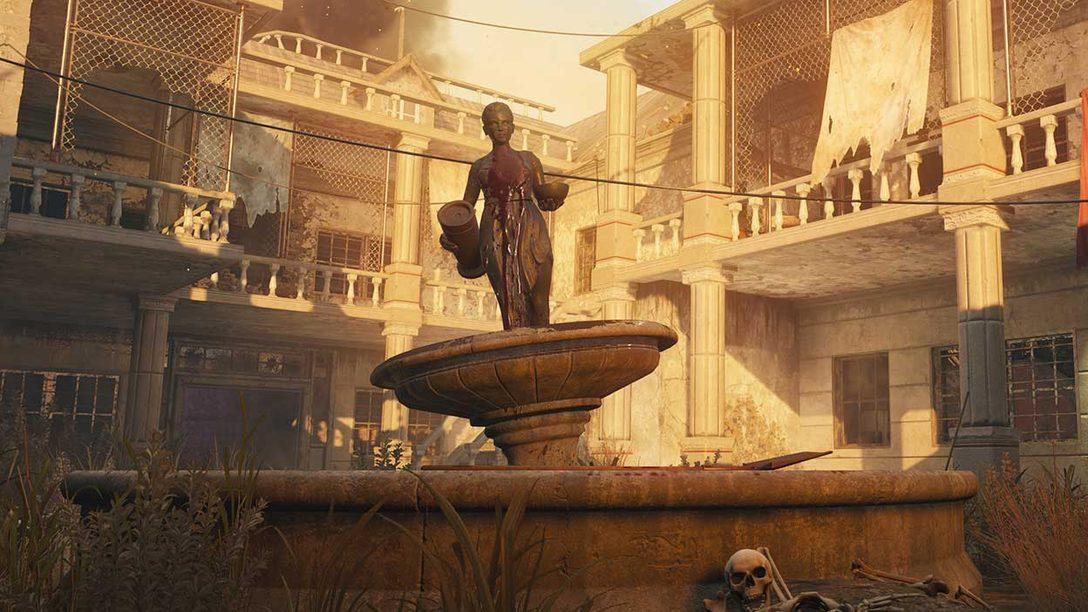 Cómo se ha rediseñado Call of Duty Black Ops III:  Zombies Chronicles, el modo zombie favorito de los fans, ya disponible
