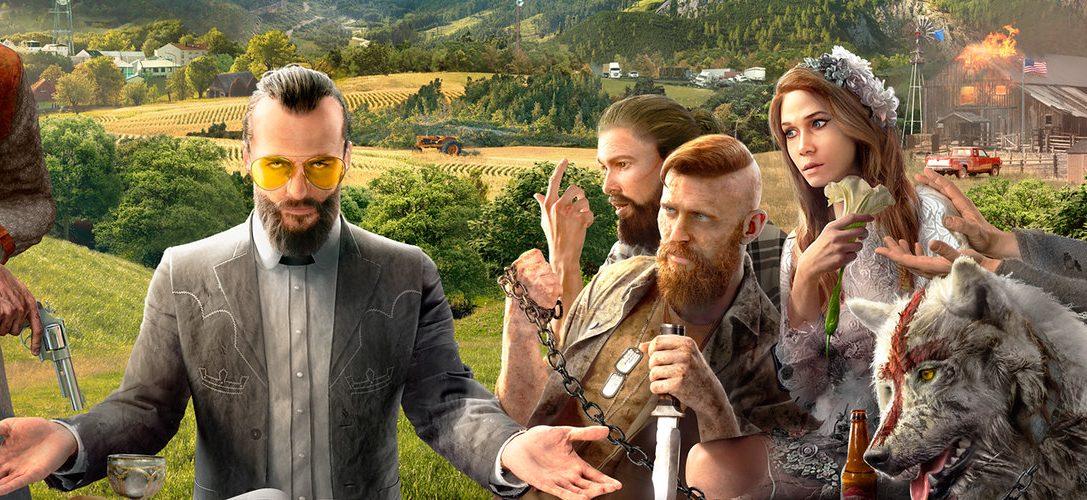 ¿Qué secretos esconderá Far Cry 5? Te ofrecemos algunas pistas