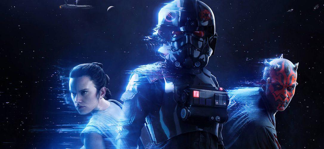 Star Wars Battlefront II – Los diseñadores explican los acontecimientos acaecidos entre el Episodio VI y el Episodio VII