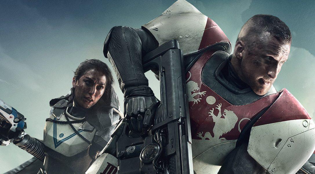 Destiny 2 – Se presenta su épica historia, nuevos mundos y subniveles