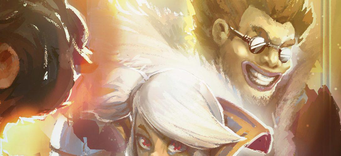 El juego de rol táctico de mazo y dados Children of Zodiarcs llega a PS4 este julio