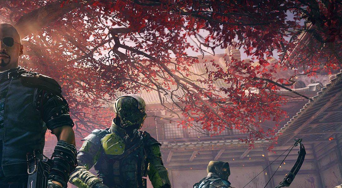 Shadow Warrior 2 llega a PS4 el 19 de mayo