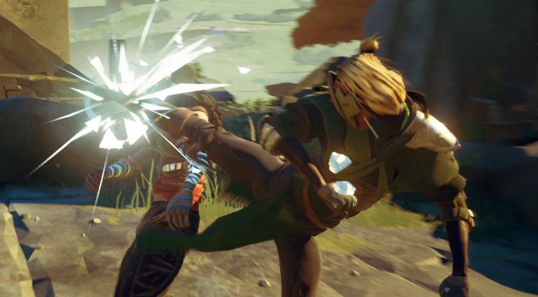 Domina las artes marciales para luchar contra enemigos y amigos en Absolver, que llegará a PS4 el 29 de agosto