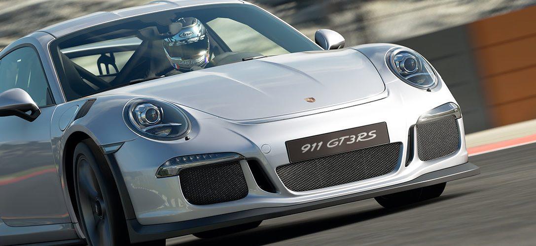 Así te sentirás al volante de un Porsche en Gran Turismo Sport