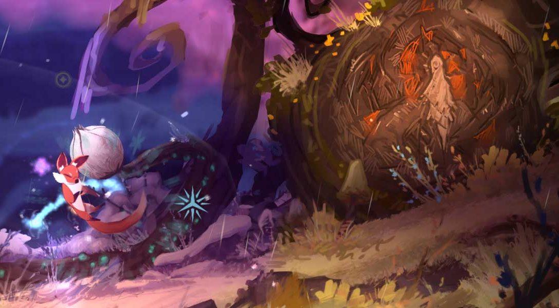 Seasons After Fall – Esta mágica aventura pintada a mano llega a PS4 el 16 de mayo