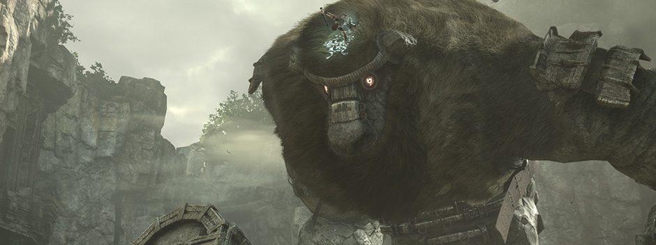 E3 2017 | Mira el primer e impresionante tráiler de la remasterización de Shadow of the Colossus para PS4