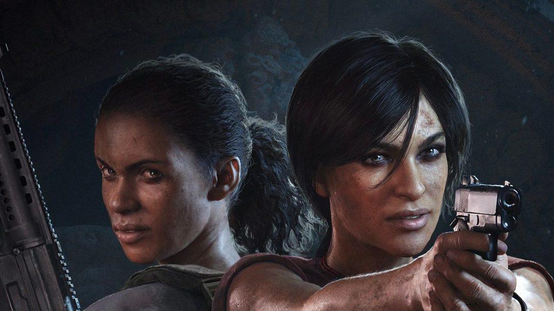 Novedades de Uncharted: El Legado Perdido