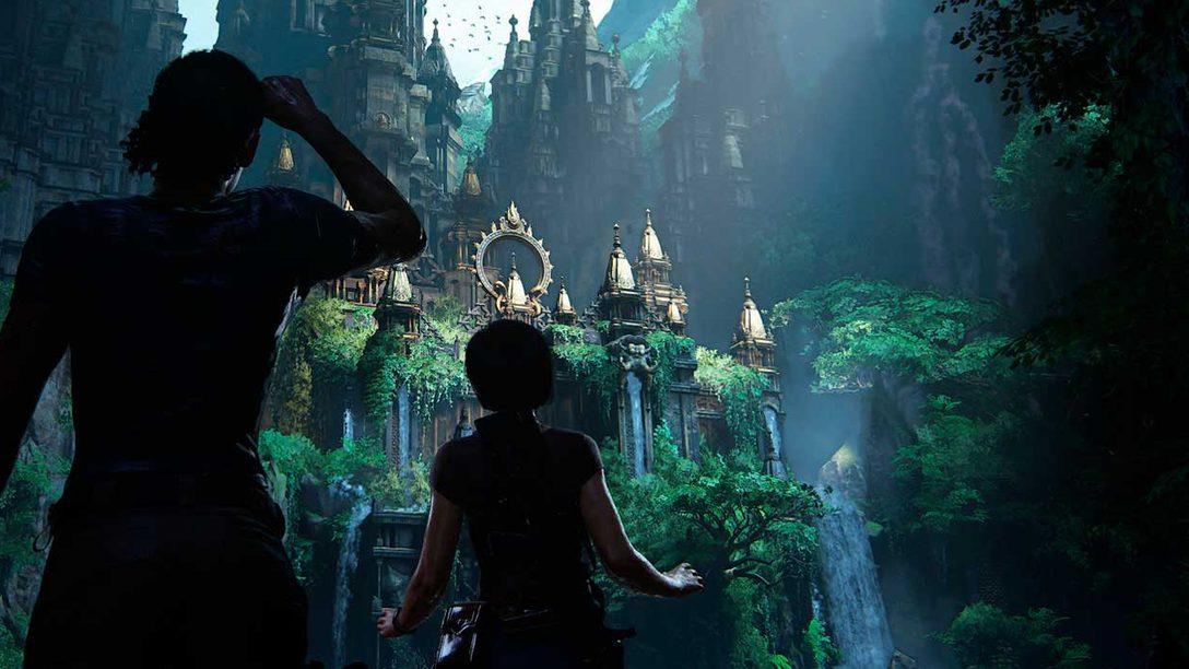 ¿Conoces el Modo Foto de Uncharted: El Legado Perdido?