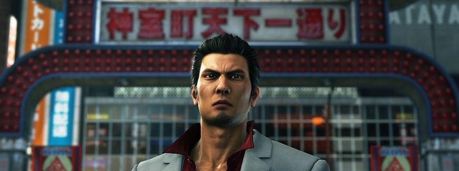 E3 2017   Nuevos detalles sobre Yakuza 6: The Song of Life y la remasterización de Yakuza Kiwami para PS4