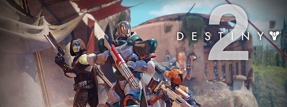 E3 2017 | Llega el nuevo tráiler de Destiny al E3 y nuevos contenidos exclusivos para PlayStation