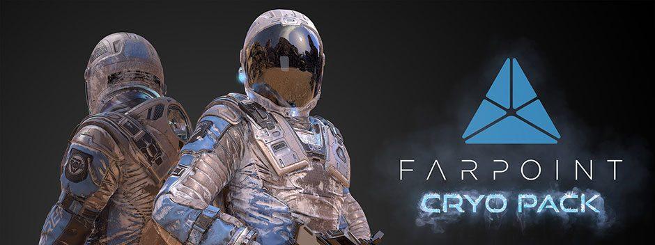 E3 2017   La expansión Cryo Pack de Farpoint llega el 27 de junio