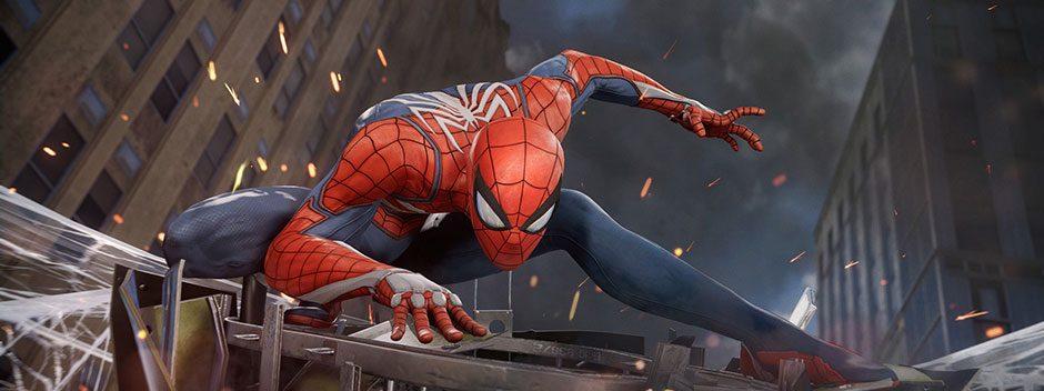 E3 2017 | Todo lo que necesitas saber de la asombrosa demo de Spider-Man