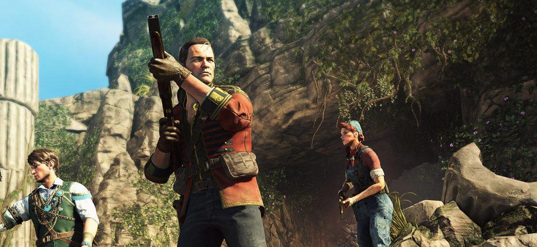 Lucha contra lo sobrenatural en la última aventura de Rebellion para PS4: Strange Brigade
