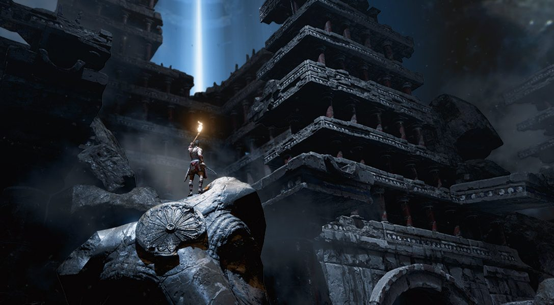 Escapa del laberinto y del sobrenatural minotauro en Theseus, para PS VR