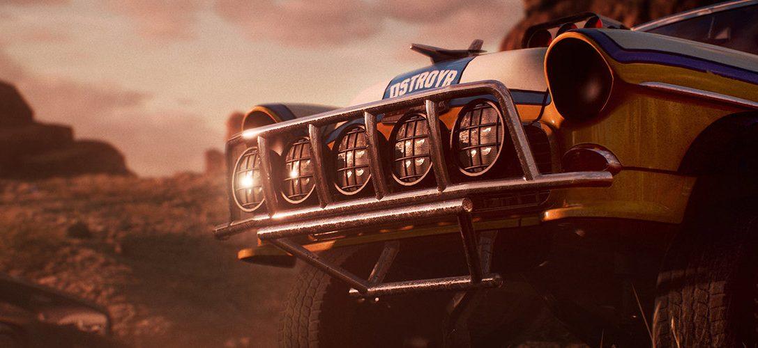 Sacia tu sed de venganza, lábrate una reputación y compite en Need For Speed Payback para PS4, a la venta el 10 de noviembre