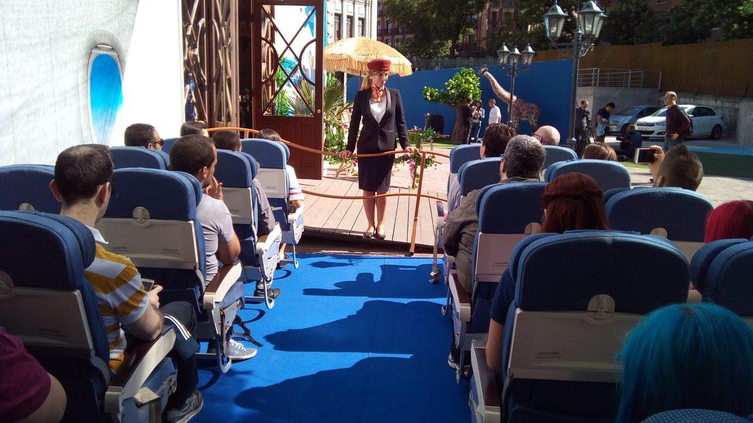 PlayStation VR Resort – Comienza el viaje