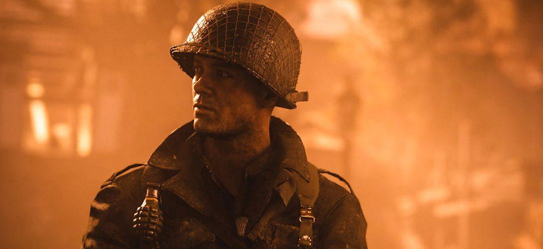 Cinco datos esenciales sobre Call of Duty: World War II