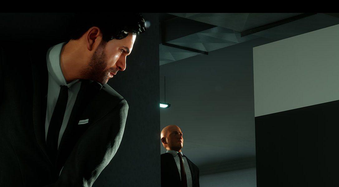 Véngate de aquellos que experimentaron contigo en el tenso Past Cure, el thriller de ciencia ficción para PS4