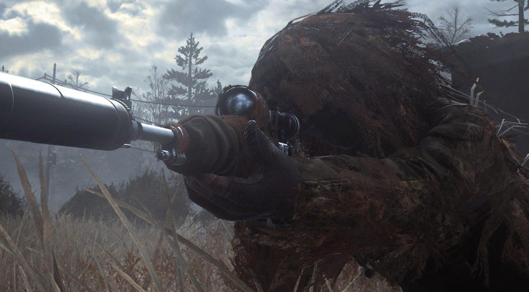 Call of Duty: Modern Warfare Remastered está disponible a partir de hoy de forma individual