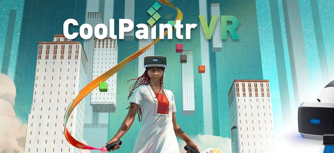 CoolPaintr VR – la maravillosa experiencia de pintar en el espacio exclusiva de PS VR