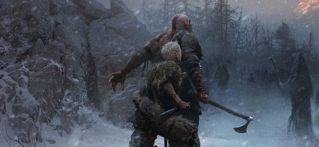 God of War: Definiendo la identidad nórdica