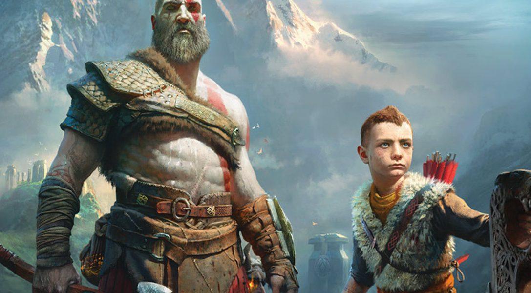 God of War – 6 aspectos que llevaron a Atreus de los bocetos a la vida