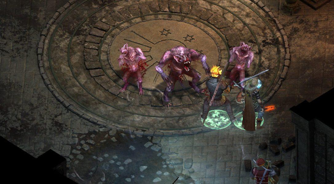 Pillars of Eternity lleva una experiencia RPG inolvidable a PS4 este agosto