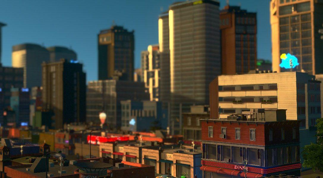 Cities: Skylines lleva la creatividad y la estrategia de la construcción de ciudades a PS4