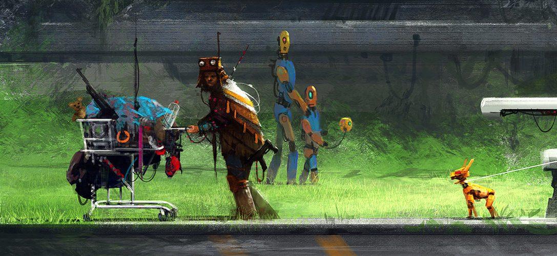 Lo último en PlayStation Store: Nex Machina, Get Even, Danganronpa para PS4 y más