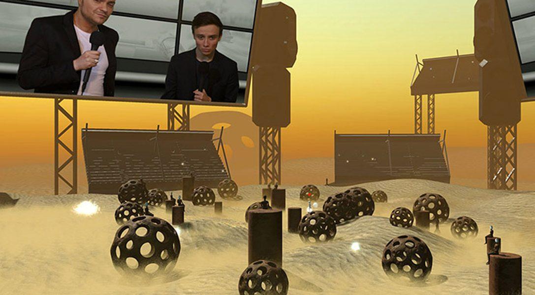 Sumérgete en la oscura historia de Ctrl con PlayStation VR