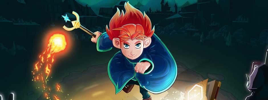 El juego de aventura y hechizos Mages of Mystralia llegará el 22 de agosto