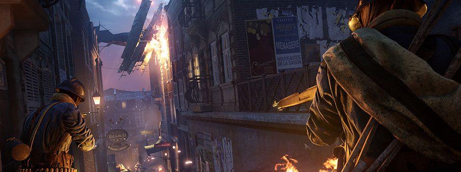 Battlefield 1 despliega su mapa más reciente, Toma de Tahure, para los usuarios del Premium Pass