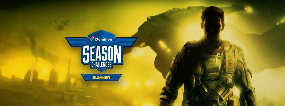 Demuestra tu valía en los Domino's Summer Challenges de PlayStation League