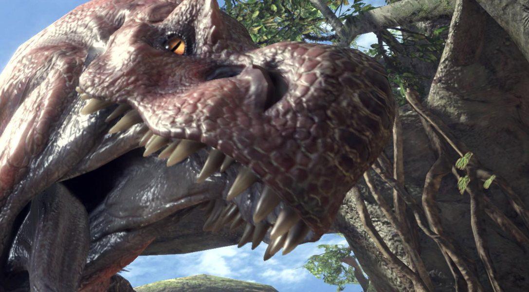 Monster Hunter: World – Echa un vistazo a 24 minutos épicos de un nuevo gameplay