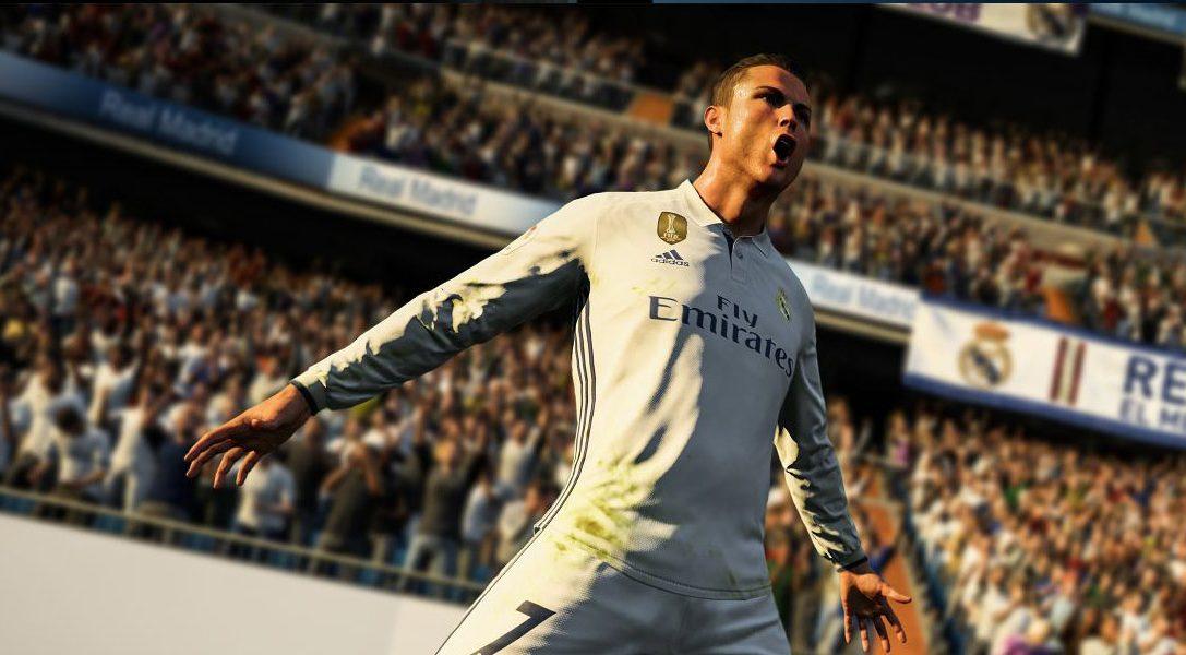 Conoce los packs de PS4 con FIFA 18 – Disponibles el 29 de septiembre