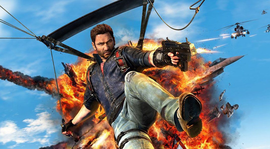 Los juegos de PS Plus para agosto son Just Cause 3 y Assassin's Creed: Freedom Cry
