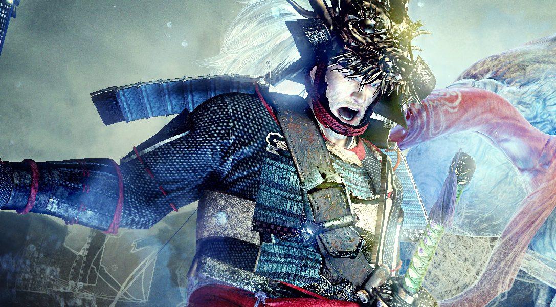 Detalles sobre los guerreros samurái y ninja del nuevo DLC de Nioh