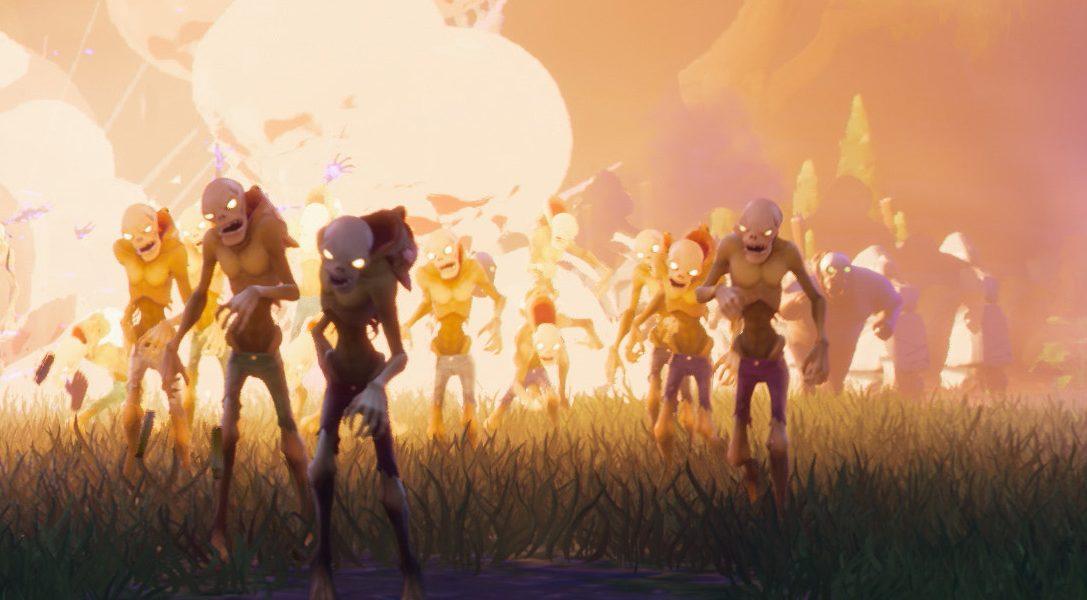 ¿Qué juegos aprovechan y mejoran con la potencia de PS4 Pro? Fortnite, Pyre y Shadow Tactics
