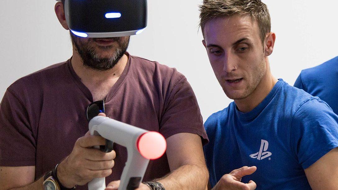 La realidad virtual y el desarrollo español se dan la mano en Observatorio VR