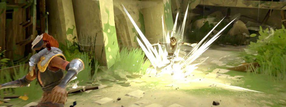 Las armas y poderes de Absolver detallados en un elegante nuevo tráiler con el juego en movimiento